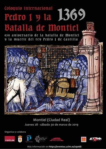 PEDRO I Y LA BATALLA DE MONTIEL